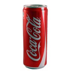 Coca Cola Can Sleek 33 cl