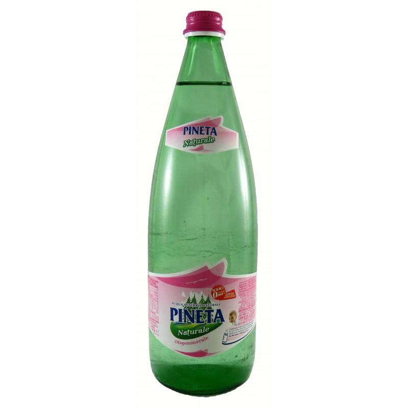 Acqua Minerale Pineta Naturale 1,0 L VAP