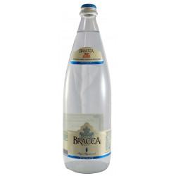 Acqua Minerale Bracca Frizzante 1,0 Lt VAR
