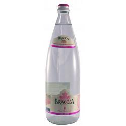 Acqua Minerale Bracca Naturale 1,0 Lt VAR