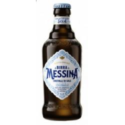 Birra Messina con Cristalli di Sale 33 cl Cf