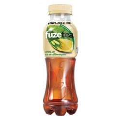 The Fuzetea Limone Zero 40 cl PET